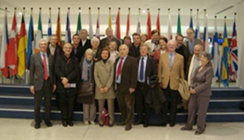 le club citoyens au Parlement Européen
