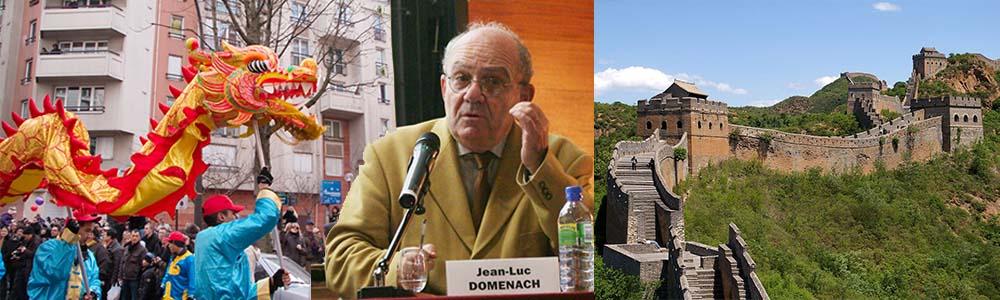 Jean-Luc Domenach, le 7 mars, la Chine