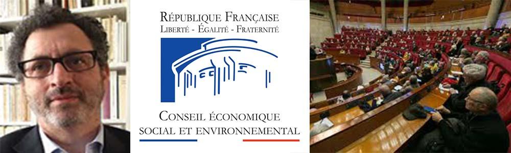 Il sera question des ordonnances et de relance de l'emploi le 2 octobre avec Frédéric Lerais
