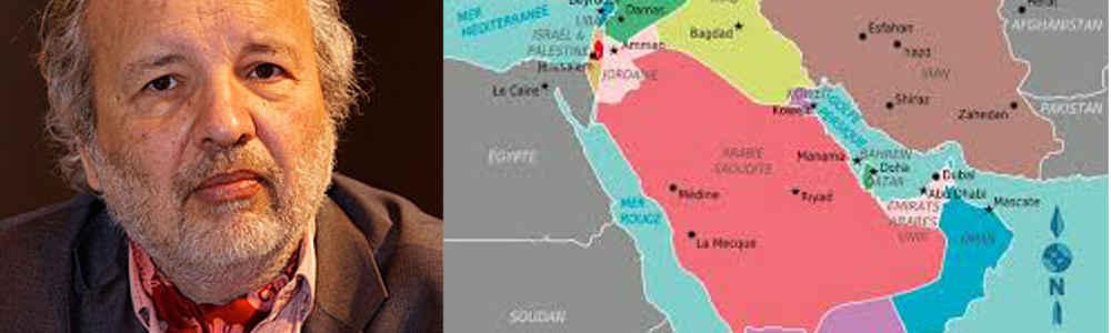 L'avenir du Moyen Orient au cœur du débat du 3 décembre, avec Henry Laurens
